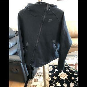 Nike Tech Butterfly Black Hoodie. Large, GUC